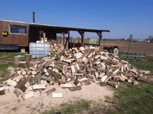 Prodej palivového dřeva Uherský Ostroh
